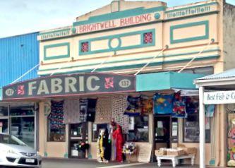 Antique Fabric & Lace Woodville