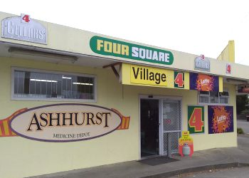 Ashhurst Village Four Square
