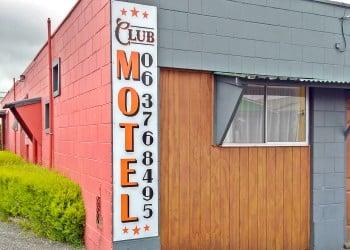 Club Hotel Motel Room Pahiatua