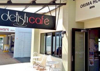 Delish Cafe Feilding