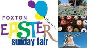 Foxton Easter Sunday Fair