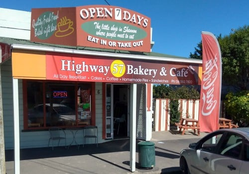 Highway 57 Bakery Cafe