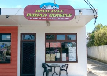 Himalayan Indian Cuisine Feilding