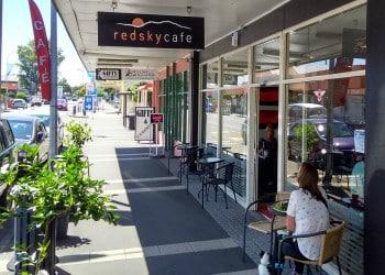 Red Sky Cafe Dannevirke