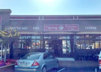 Spring Patisserie Cafe Feilding