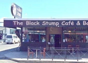 The Black Stump Cafe Bar