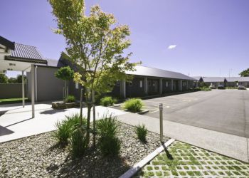 South Street West Motel Feilding