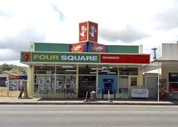 Four Square Shannon