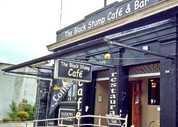 The Black Stump Cafe Pahiatua