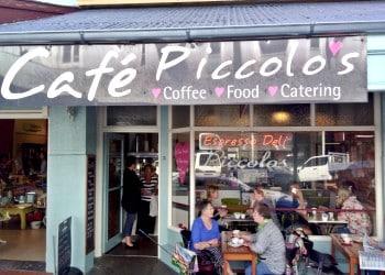 Cafe Piccolos Feilding