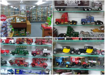Daves Den Model Vehicles Dannevirke