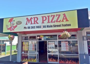 Mr Pizza Foxton