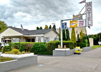 Viking Lodge Motel Dannevirke