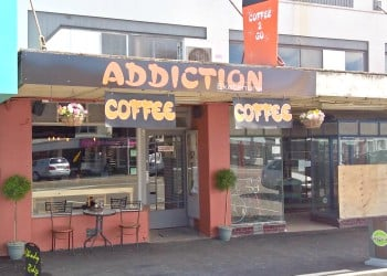 Addiction Cafe Eketahuna
