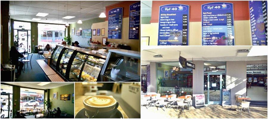 Cafe 40 Palmerston North