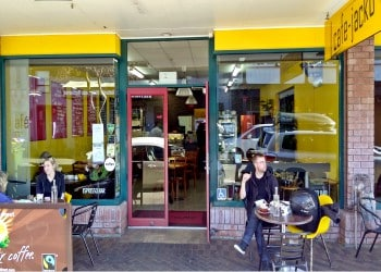 Cafe Jacko