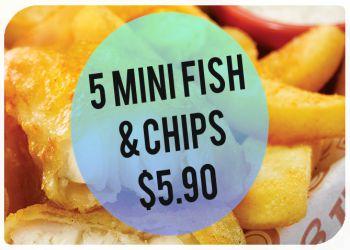 FishSpot Fish & Chips Deal