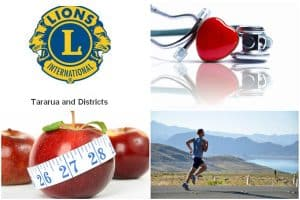 Lions Tararua and Districts Healthy Living Expo