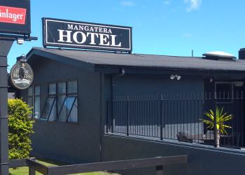 Mangatera Hotel Dannevirke
