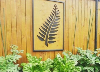 Native Woodcraft garden panels