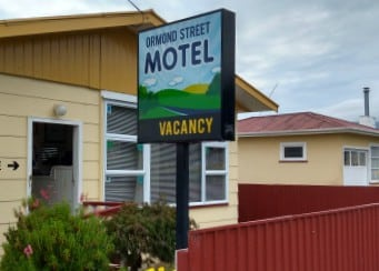 Ormond Street Motel Woodville