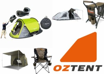 Oztent NZ Outdoor Gear