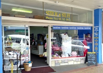 Clothing Alterations and Sewing Supplies Feilding
