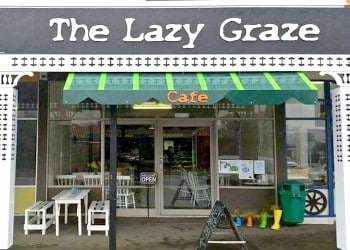 The Lazy Graze Cafe Eketahuna